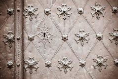 De deur van het ijzer Royalty-vrije Stock Afbeeldingen