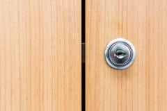 De deur van het kabinet Royalty-vrije Stock Foto