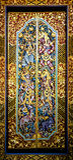 De deur van het kunstwerk Royalty-vrije Stock Afbeelding