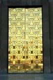 De deur van het luxemetaal van Turkse assemblage royalty-vrije stock afbeeldingen