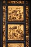 De deur van het paradijs royalty-vrije stock foto