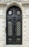 De deur van Praag royalty-vrije stock foto