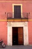 De deur van Sevillan Stock Fotografie
