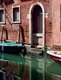 De deur van Venetië Stock Foto's