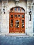 De deuren Stock Afbeelding