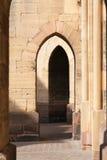 De deuren van de kathedraal Royalty-vrije Stock Foto