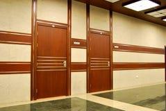 De deuren van het bureau Royalty-vrije Stock Foto