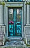De deurmanier Royalty-vrije Stock Fotografie