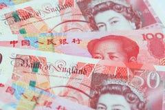 De devises étrangères Photographie stock