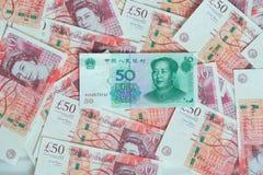 De devises étrangères Photos stock
