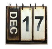 17 de dezembro fotos de stock royalty free