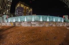 27 de dezembro de 2014, charlotte, nc, skyline dos EUA - charlotte perto de r Fotos de Stock