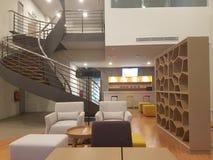 15 de dezembro de 2016 Kuala Lumpur O olhar interior de íbis do hotel denomina Sri Damansara Fotografia de Stock