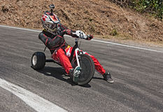 De dia van Trike Stock Foto