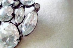 De diamanten zijn voor altijd Stock Fotografie