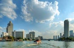 22 de diciembre de 2009 en Bangkok Fotografía de archivo libre de regalías