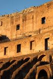 26 de diciembre de 2014 Roma, Italia - Colosseum Imagen de archivo