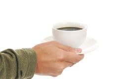 De Dienst van de koffie royalty-vrije stock foto