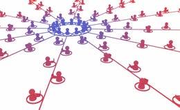 De Dienst van de Steun van het netwerk