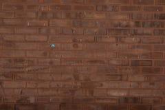 De diepe Donkere Achtergrond van de Baksteen Abstracte Textuur Royalty-vrije Stock Afbeelding