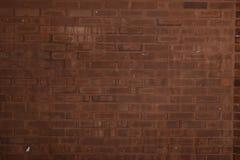 De diepe Donkere Achtergrond van de Baksteen Abstracte Textuur Royalty-vrije Stock Afbeeldingen