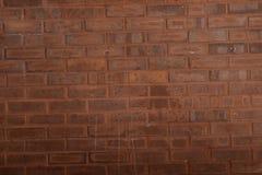 De diepe Donkere Achtergrond van de Baksteen Abstracte Textuur Royalty-vrije Stock Fotografie