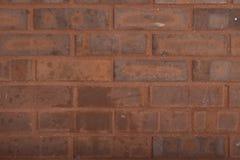 De diepe Donkere Achtergrond van de Baksteen Abstracte Textuur Royalty-vrije Stock Foto's