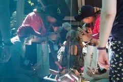 De Dierentuin van San Diego royalty-vrije stock afbeelding