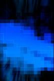 De digitale achtergrond van de pixelcomputer Stock Foto's
