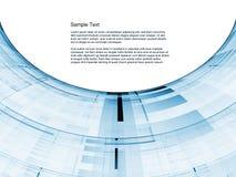 De digitale Achtergrond van de Technologie Stock Afbeeldingen