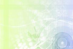 De digitale Achtergrond van het Aanplakbord van de Nadruk van het Product stock illustratie