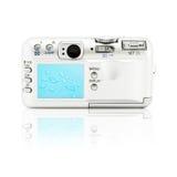 De digitale Camera van de Foto Royalty-vrije Stock Foto