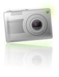 De digitale camera van de foto, Royalty-vrije Stock Foto's