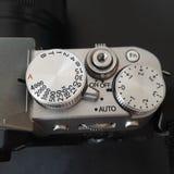 De Digitale Camera van Mirrorless stock illustratie