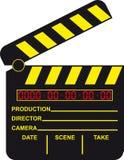 De digitale Dakspaan van de Film Stock Foto's