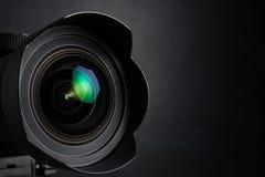 de digitale lens van de fotocamera Royalty-vrije Stock Foto's