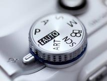 De digitale Wijzerplaat van de Wijze van de Camera Royalty-vrije Stock Fotografie