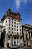 De dijk - Shanghai Royalty-vrije Stock Afbeeldingen