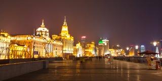 De dijk van Shanghai 3 Royalty-vrije Stock Afbeelding