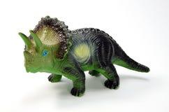 De dinosaurus van het stuk speelgoed Stock Foto