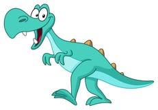 De dinosaurus van tyrannosaurussen rex Royalty-vrije Stock Afbeelding