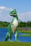De dinosaurus van tyrannosaurussen rex Stock Foto's