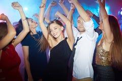 De disco geniet van royalty-vrije stock afbeelding