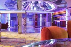 De disco van de nachtclub royalty-vrije stock afbeeldingen