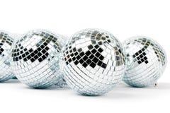 De discoballen van de spiegel Stock Afbeelding