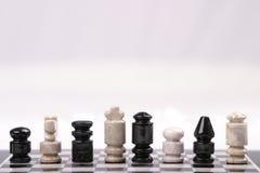 De Diversiteit van het schaak Royalty-vrije Stock Afbeeldingen