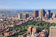 De doctorandus in de letteren van Boston Royalty-vrije Stock Fotografie