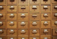 De documenten van de besparing Royalty-vrije Stock Foto's
