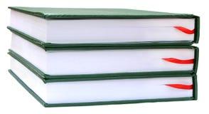 De documenten van de thesis royalty-vrije stock afbeeldingen