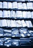 De documenten van het document royalty-vrije stock fotografie